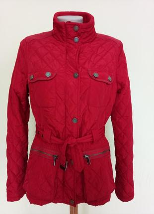 Супер курточка куртка на тонком синтепоне стеганная