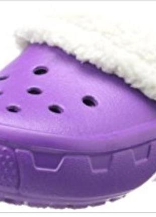 Crocs m4 w6 наш 36-37 тапочки сандалии сабо