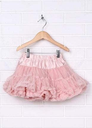 Пышная юбка tutu h&m 6-12 месяцев,реально до 4 лет