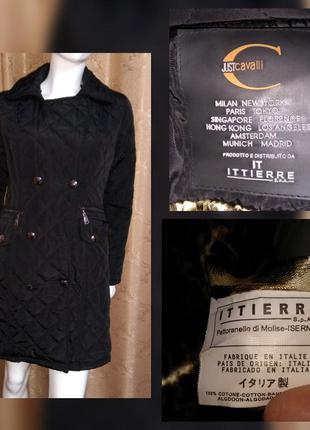 🛍️до 3.04‼️cavalli justcavalli размер 46-48 куртка пальто
