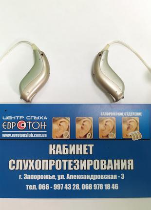 Слуховой аппарат ( Центр слуха Евротон )