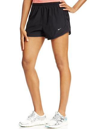 Nike dry-fit шорты размер m