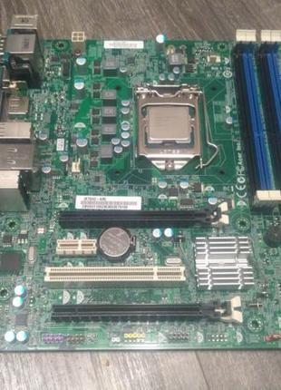 Комплект Intel Core i5-3470 + Acer B75H2-AM s1155 4xDDR3 SATA3...
