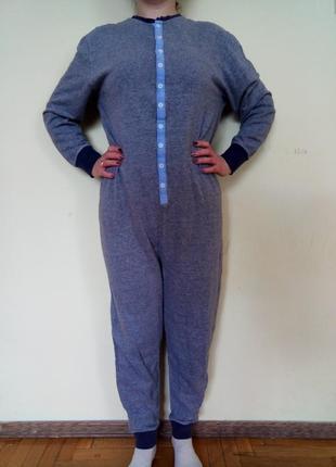 Удобная пижама кигуруми домашняя одежда хлопок