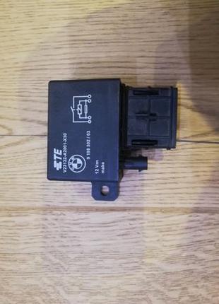 Реле вентилятора 9 198 302 /03 bmw x5 f15