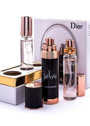 Christian Dior J'adore   Женский набор мини-парфюмов