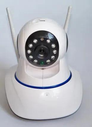 IP Камера видео-наблюдение, WI-FI камера,онлайн поворотная,ночная