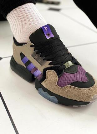 Кроссовки мужские adidas zx torsion packer shoes mega violet