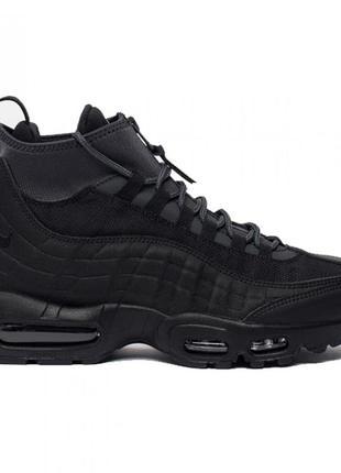 Кроссвки nike air max 95 sneakerboot black