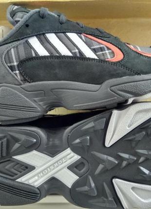 """Кроссовки adidas originals yung-1 """"plaid pack"""" (44р.) оригинал..."""