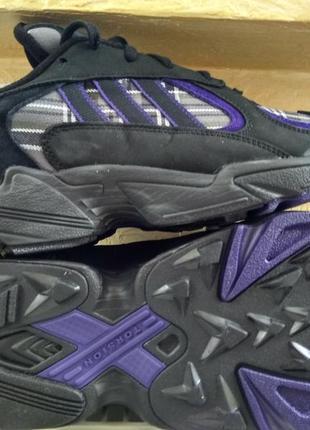 """Кроссовки adidas originals yung-1 """"plaid pack"""" (43р.) оригинал..."""