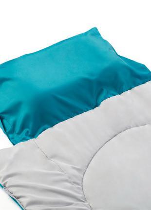 Спальный мешок-одеяло с подушкой Evade 10