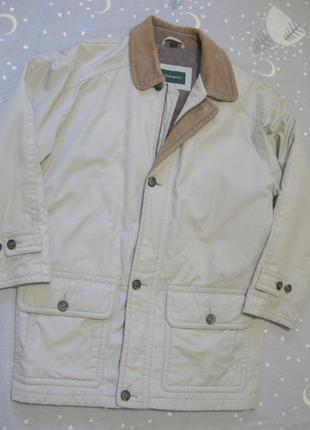 Мужская куртка dannimac р.52-54 демисезонная