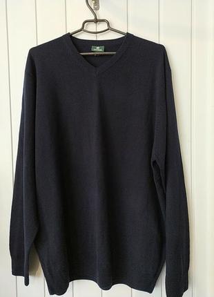 Пуловер большого размера kingfield
