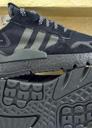 Кроссовки adidas nite jogger (44р.) оригинал -20%