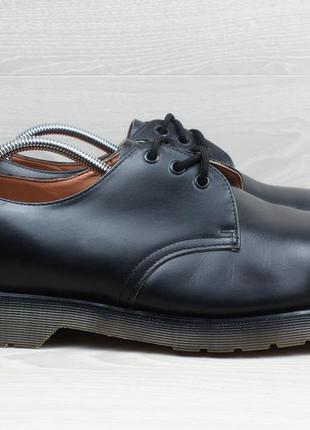 Мужские кожаные туфли / ботинки dr. martens оригинал англия, р...