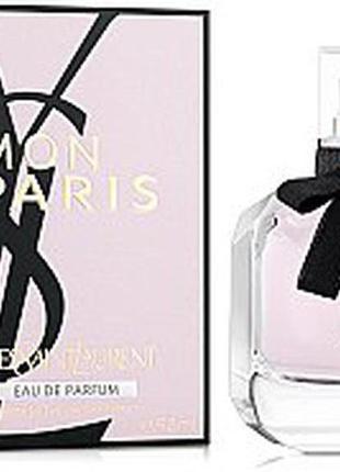 Женская парфюмированная вода Yves Saint Laurent Mon Paris 90 ml