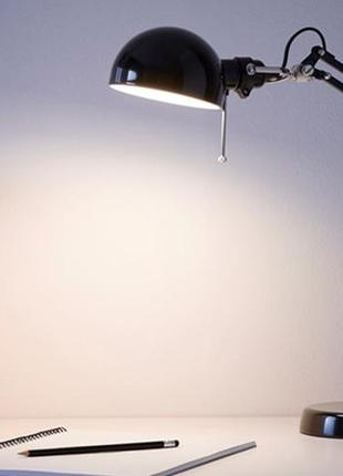 Лампа настольная, светильник, Икеа, Ikea, Forsa, в наличии!