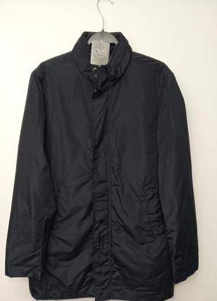 Стильнаяудлиненнаямужская куртка от итальянского бренда ovs.