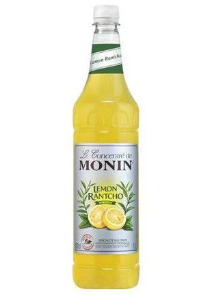 Лимонный сок Monin Ранчо в пэт 1 л