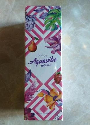 Туалетна вода Aquavibe love now 100 ml