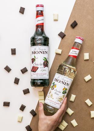 Сиропы для кофе и коктейлей Monin (Монин)