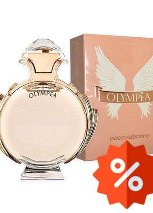 Paco rabanne olympea 🔥- 50 мл парфюмированная вода. 💯 оригинал