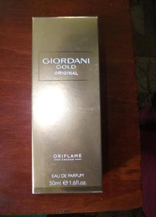 # розвантажуюсь  парфюмерная вода giordani gold original