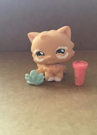 LPS ЛПС Littles Pet Shop  Персидский кот