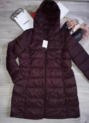 Стеганное деми пальто куртка р л-xl yessica
