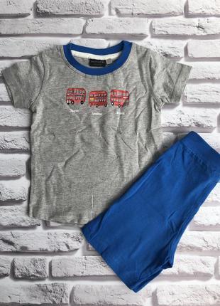 Пижама на лето для мальчика next