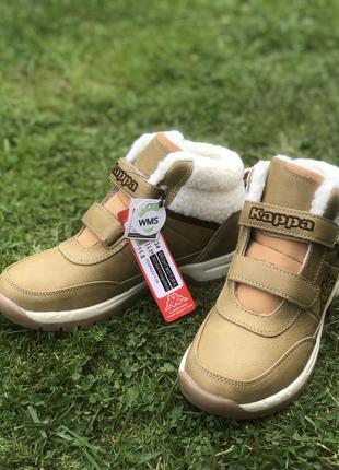 Ботинки kappa 34р