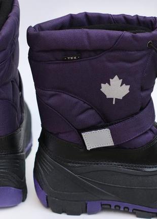 Зимние дутики canadians