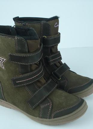 Деми ботинки gioseppo