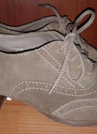 Roberto santi замшевые туфли на шнурках /39