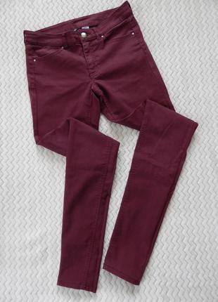 Джинси джинсы скіні скини divided h&m