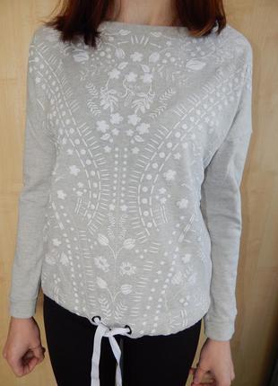 Кофта свитер свитшот оверсайз reserved
