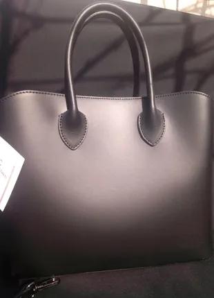 Сумка шоппер Italian bags натуральная кожа
