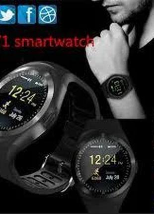 Смарт-часы Smart Watch Y1S с слотом под SIM карту
