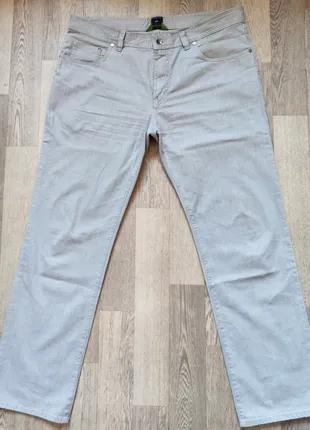 Мужские летние джинсы Engbergs, размер W40 L32 Замеры д