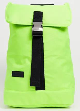 Стильные рюкзаки от Consigned красивый неон или черный цвет