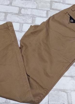 Стильные брюки слаксы  34р,