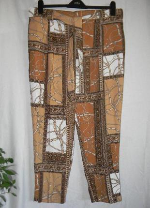 Красивые брюки большого размера