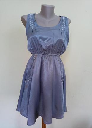 Шикарное английское платье