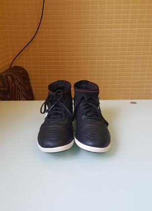 Мужские кроссовки для футбола, сороконожки,копачкы adidas