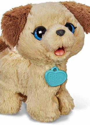 Интерактивный щенок FurReal Friends Пакс Pax My Poopin Pup FurRea