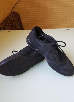 Мужские  туфли -кроссовки ecco оригинал