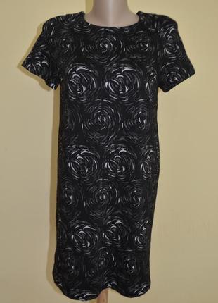 Очень красивое платье прямого покроя качественный трикотаж