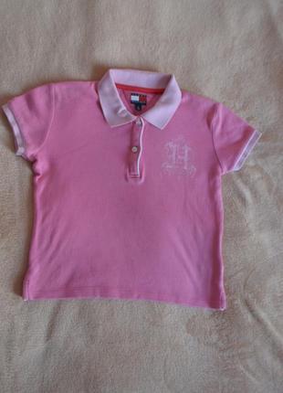 Фирменная футболка tommy hilfiger