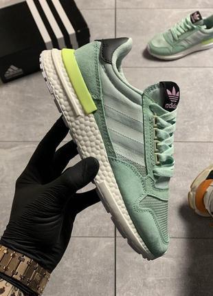 Adidas zx 500 mint.